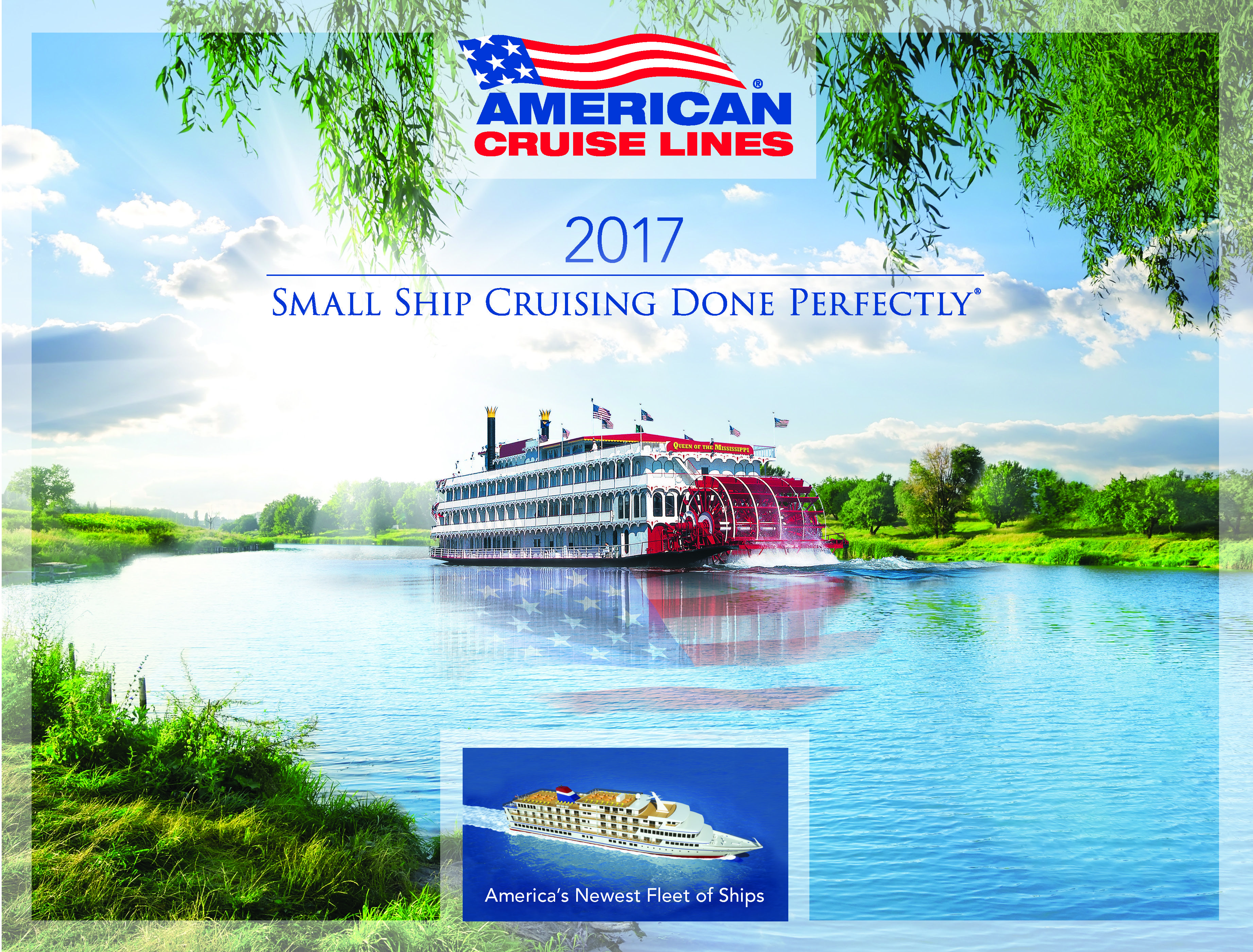 Mississippi River Cruises | American Cruise Lines ...