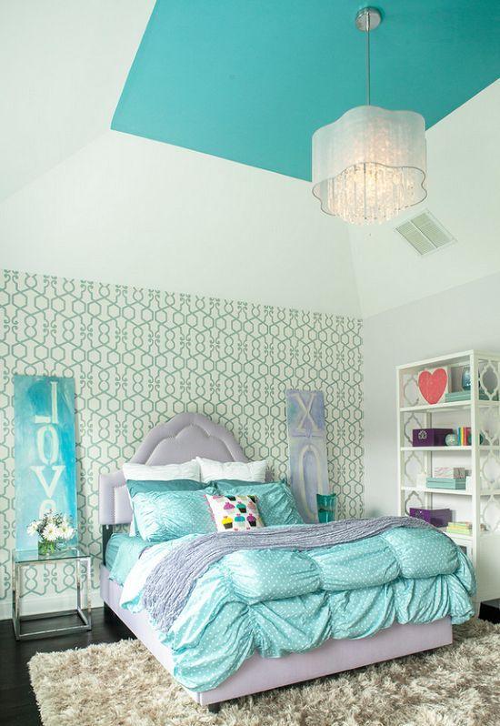 lighting ideas for a teenage bedroom - lighting and interior design