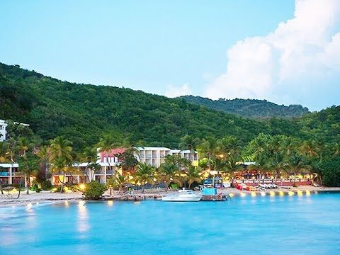 St Thomas Resort Hotel Best All Inclusive Vacation Packages Usvi Bolongo Bay Beach