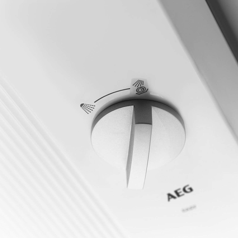 AEG elektronischer Durchlauferhitzer DDLE EASY, 21 kW, 2