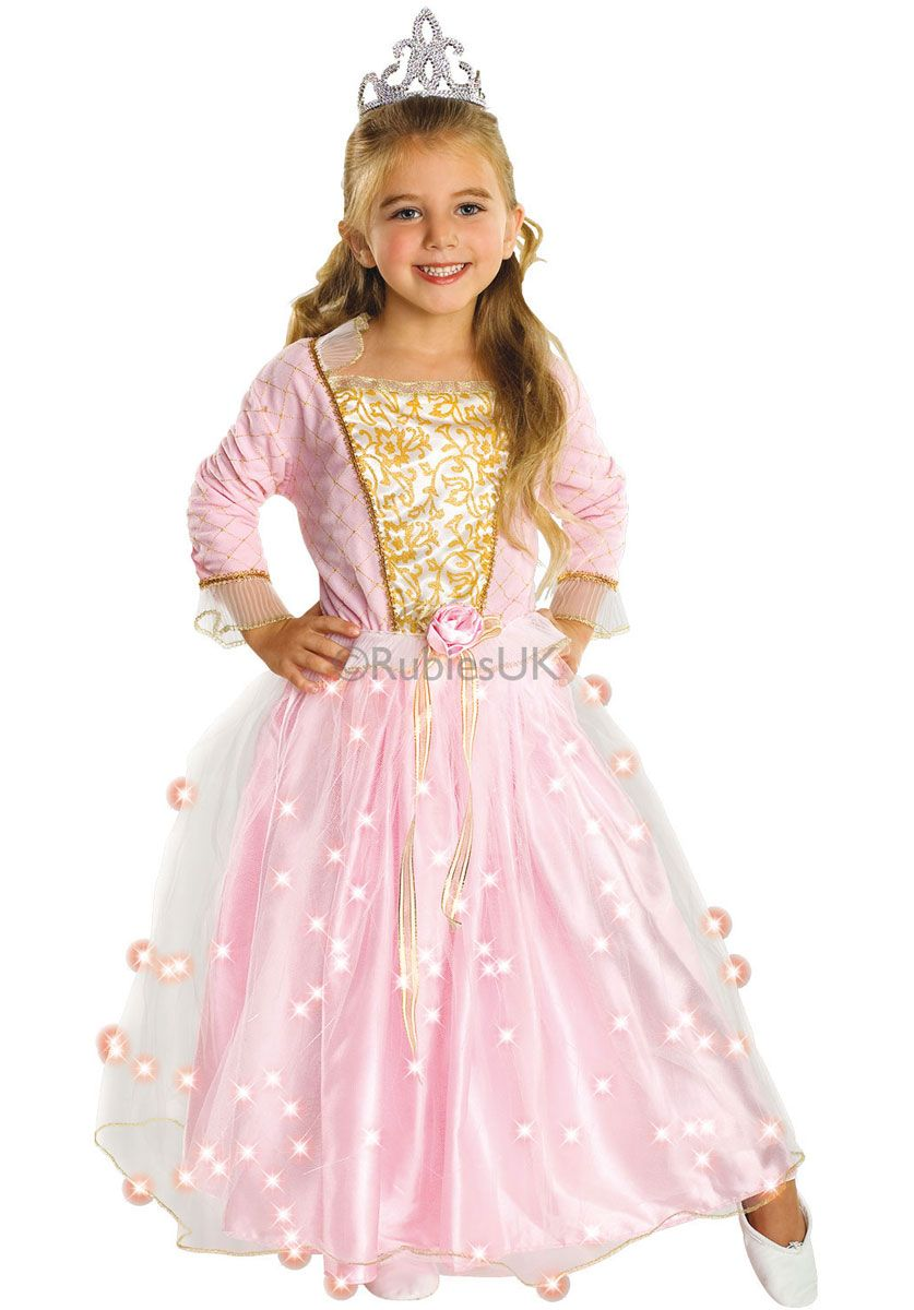 Kids Twinkler Rose Princess Costume Fairy Tale Fancy Dress - Children Fantasy Costumes at Escapade™ UK - Escapade Fancy Dress on Twitter @Escapade_UK  sc 1 st  Pinterest & Kids Twinkler Rose Princess Costume Fairy Tale Fancy Dress ...