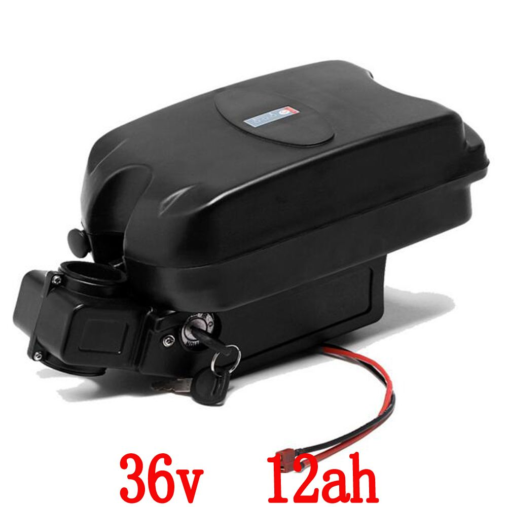 EBIKE BATTERY 36V12AH Lithium Li-ion Charger Rechargeable Electric Bicycles 500W