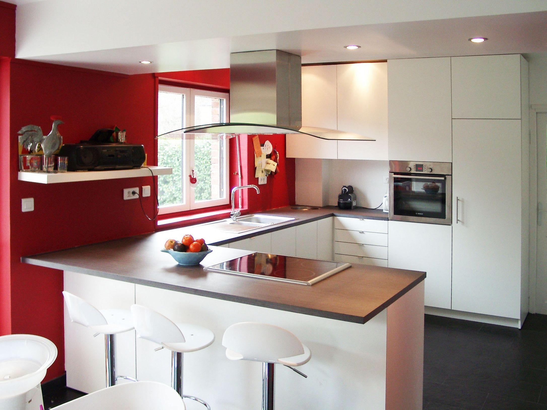 Idee Cuisine Avec Ilot   Kitchen remodel, Cuisine ikea, Ikea bar