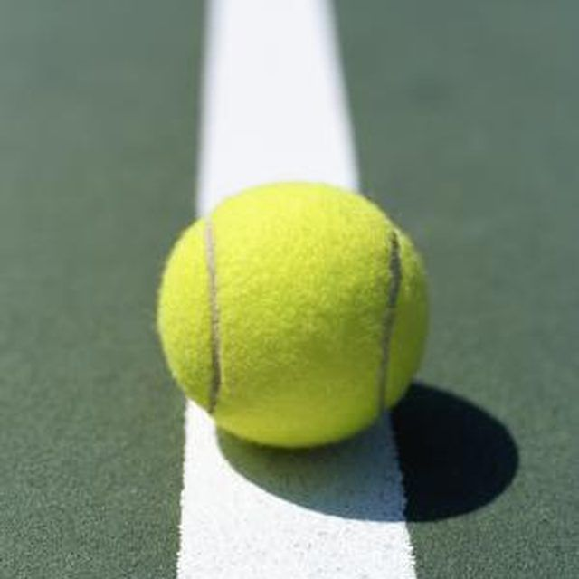 A Science Project Using Cold Vs Hot Tennis Balls Tennis Science Projects Tennis Balls