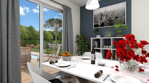 Intérieur maison 3D Intérieurs maisons 3D Pinterest - Logiciel De Maison 3d