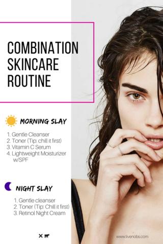 Essential Skincare Routine for Combination Skin