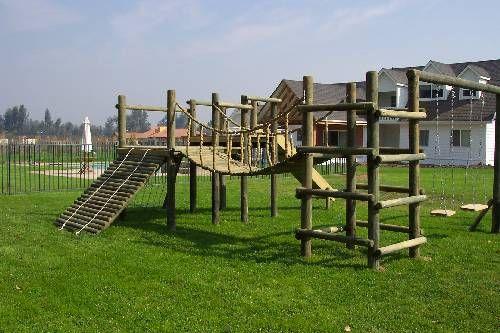 Juegos Infantiles De Madera Para Jardin Buscar Con Google Juegos De Plaza Parques Infantiles Juegos De Exterior