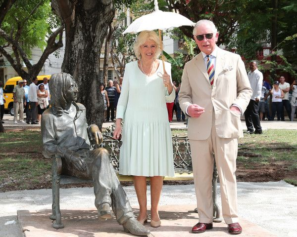 Camilla Parker Bowles Photos Photos: The Prince Of Wales And Duchess Of Cornwall Visit Cuba #visitcuba