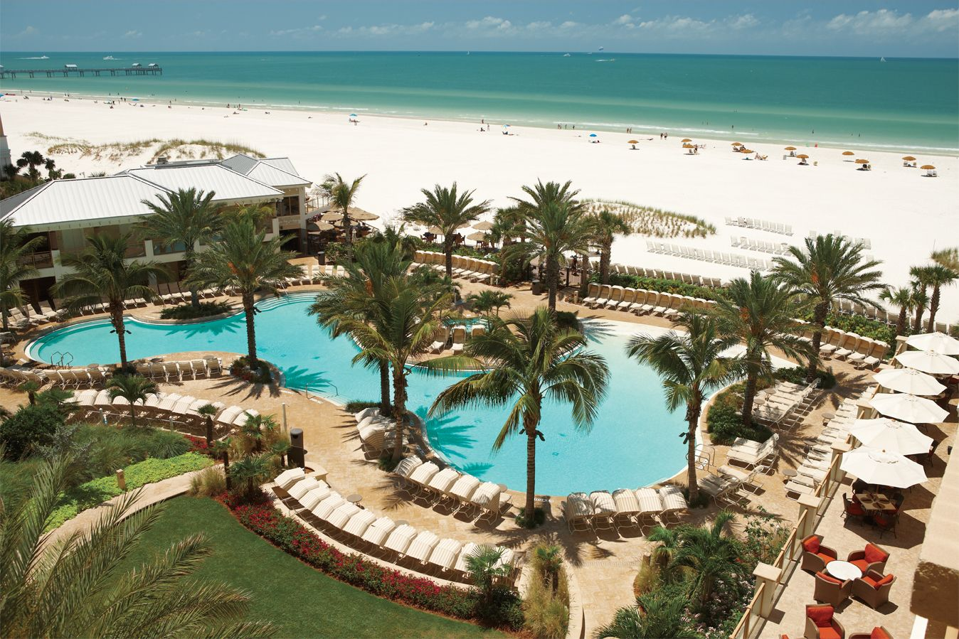 5 of the best family beach vacation destinations in the US