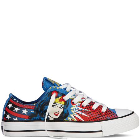 Chuck Taylor DC Comics heritage blue I had a pair of