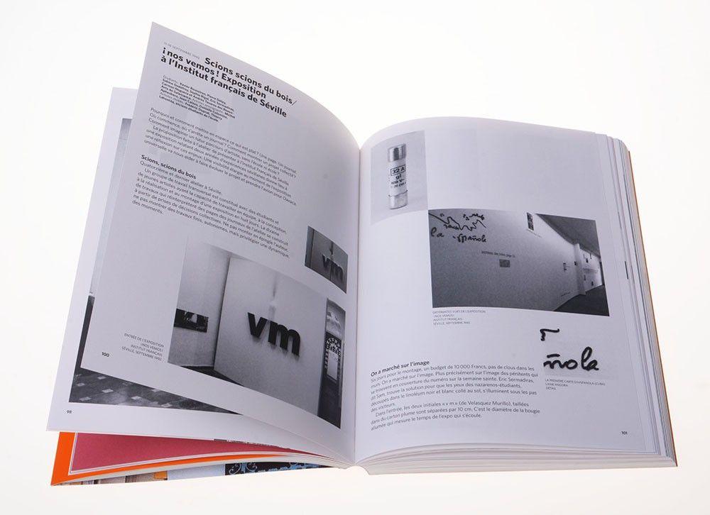 PNCI p.100 Pensée Nomade Chose Imprimée Histoire d'un atelier nomade de l'Ecole des Beaux-Arts de Bordeaux 1989-2013 Paraguay Press