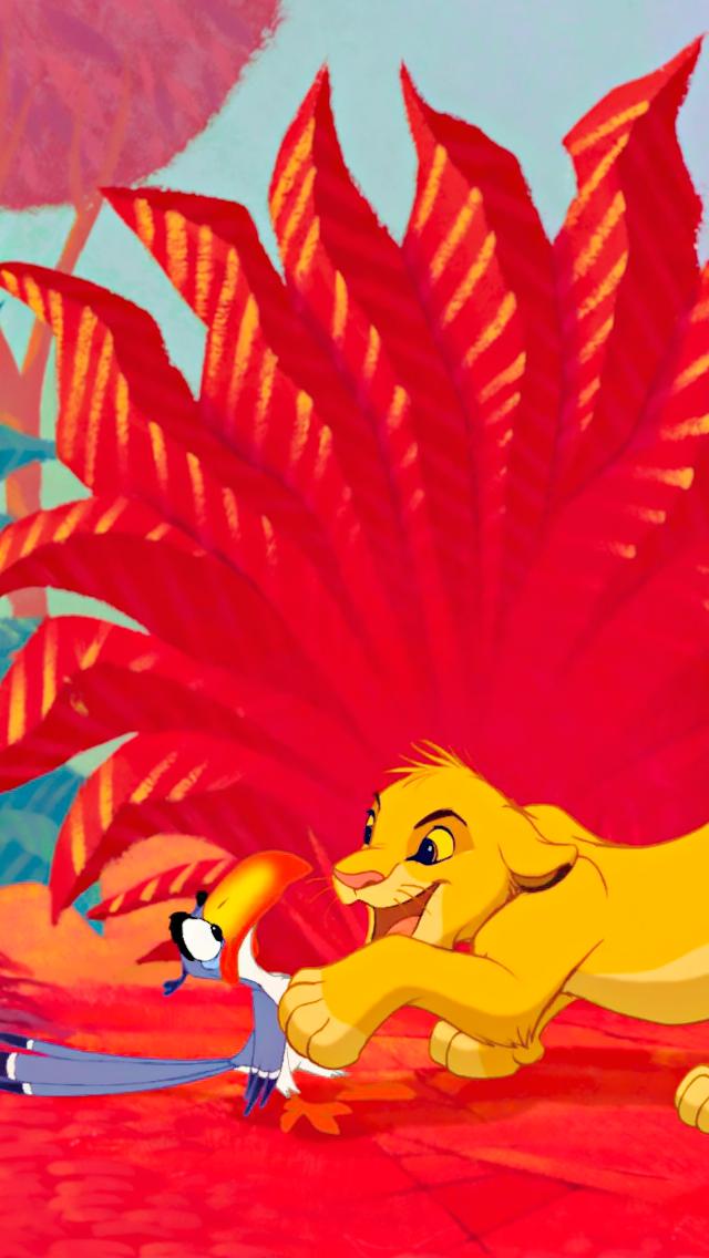 The Lion King Phone Wallpaper Fondo De Pantalla El Rey León