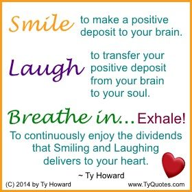 quotes on smiling quotes on laughing quotes on breathing