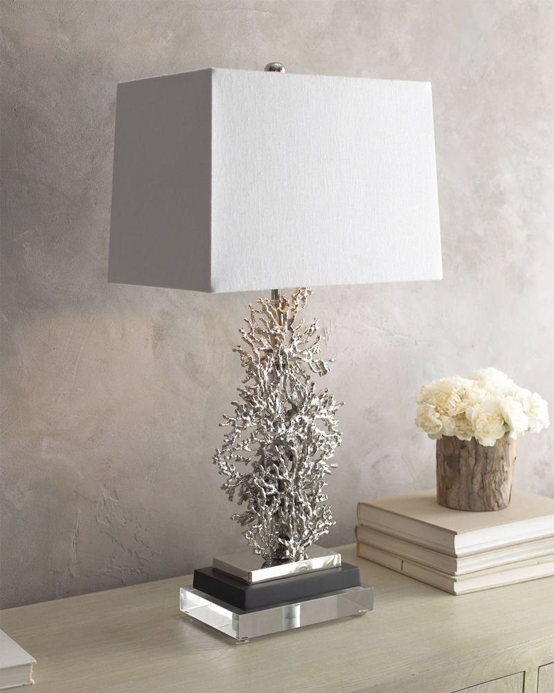 Delightful Shop SILVER PLATED CORAL LAMP From John Richard Collection At Horchow,  Where Youu0027ll Find New Lower Shipping On Hundreds Of Home Furnishings And  Gifts. Awesome Design