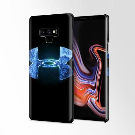 Glowing Ice Under Armour Samsung Galaxy Note 9 Case | Casacases
