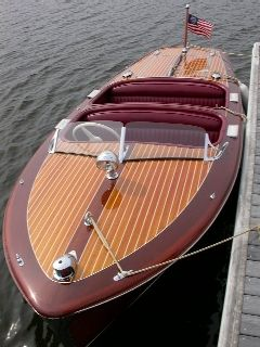 Classic vintage antique wooden boats for sale brokerage for Classic chris craft wooden boats