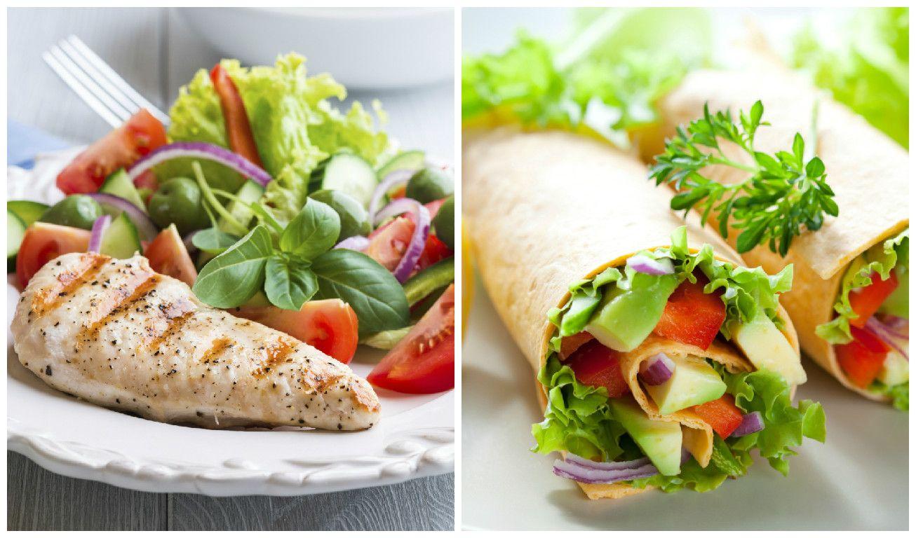Leichte Küche: 20 Gerichte mit WENIGER als 300 KALORIEN! | unter 300 ...