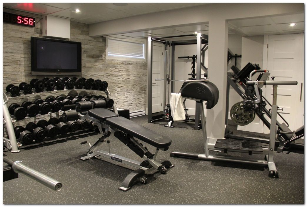 Best home gym setup ideas you can easily build home sweet home