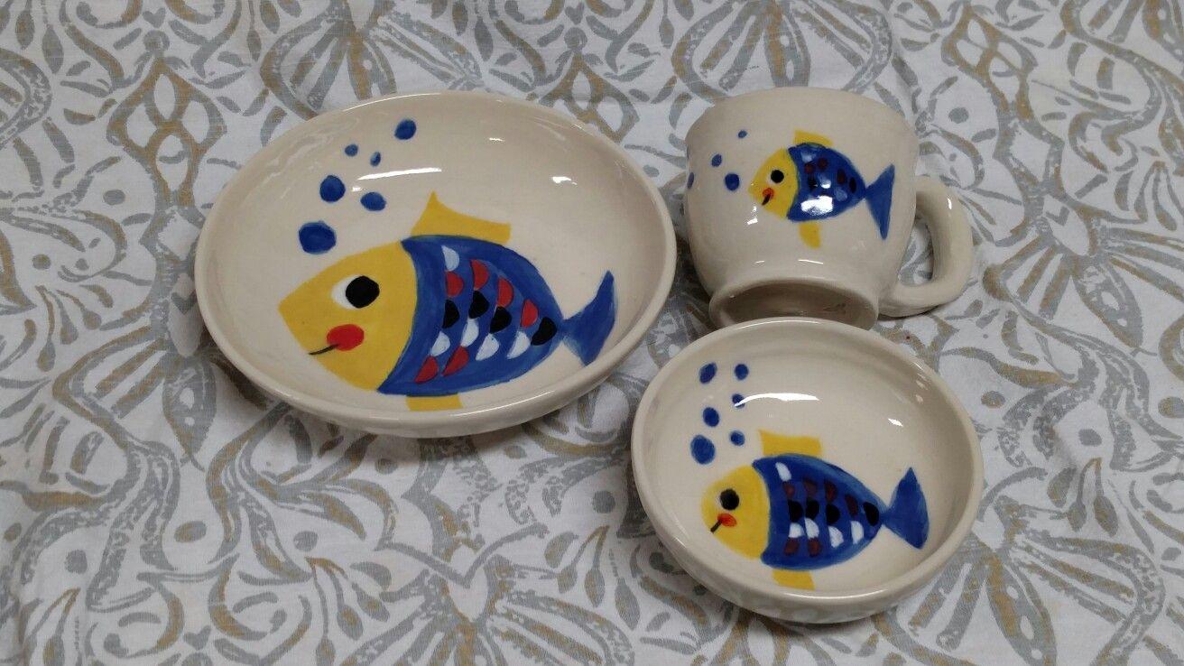 Fish children's set