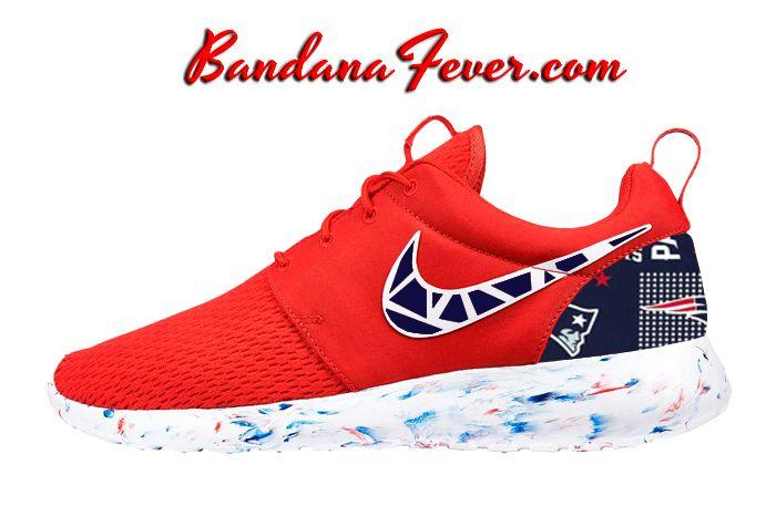 qualité supérieure rabais Nike Usa Étoiles Roshe Courir Hommes Défient L'air Rouge / Blanc acheter votre propre vente avec paypal 0Og4g
