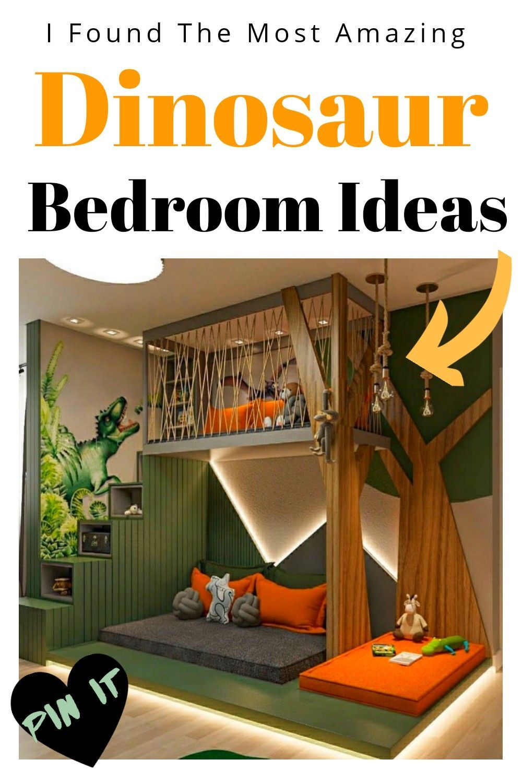 12 Amazing Dinosaur Bedroom Ideas For Kids Toddler Boy Room Decor Cool Bedrooms For Boys Boys Bedroom Decor