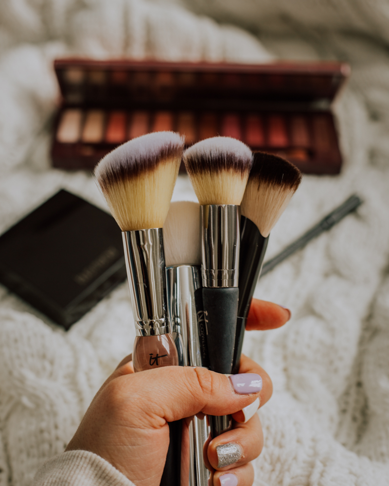 The Best Makeup Brush Cleaner [IMO] MORE by Meach Best