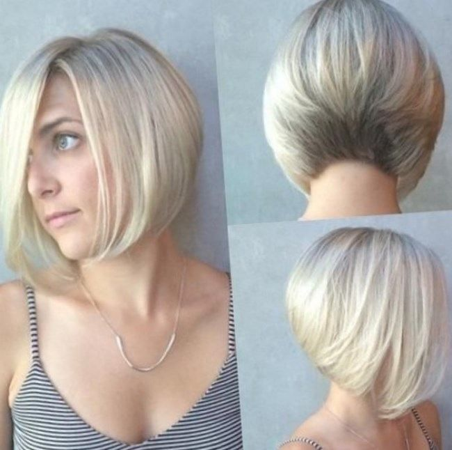Coiffure 2016 carre plongeant — Tendances coiffure 2016-2017 | Bob hairstyles, Bobs haircuts ...