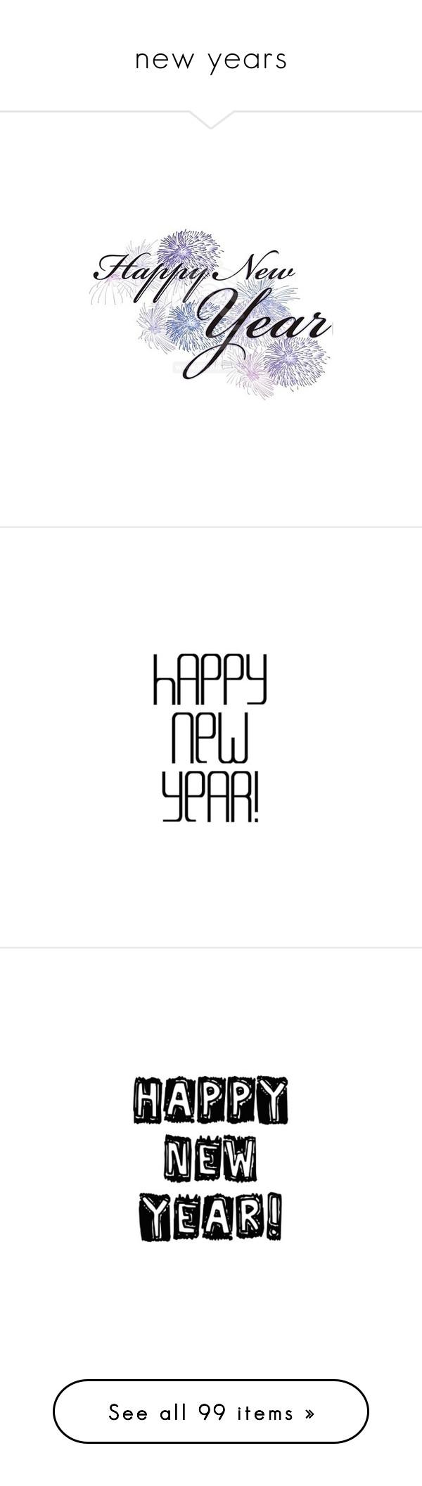 new years\