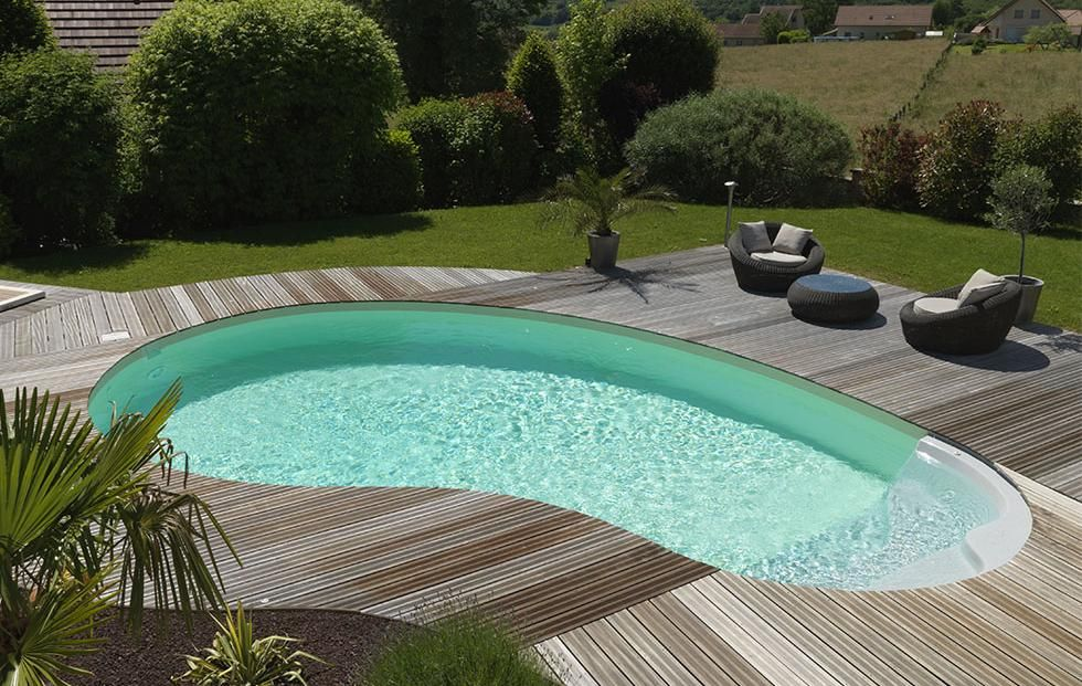 Image gallery piscine for Piscine monobloc