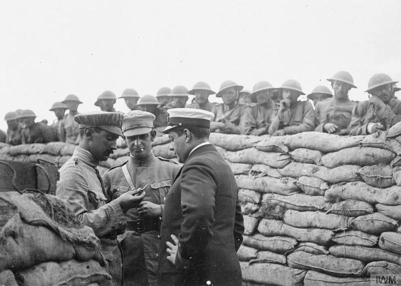 THE PORTUGUESE ARMY ON THE WESTERN FRONT, 1917-1918