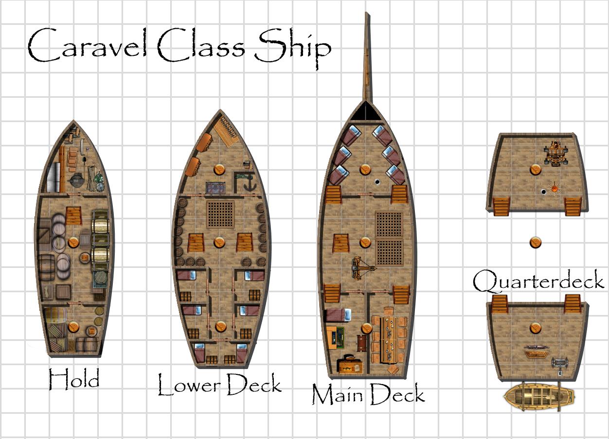 Zenith Floor Plan Dundjinni Mapping Software Forums New Caravel Sailing