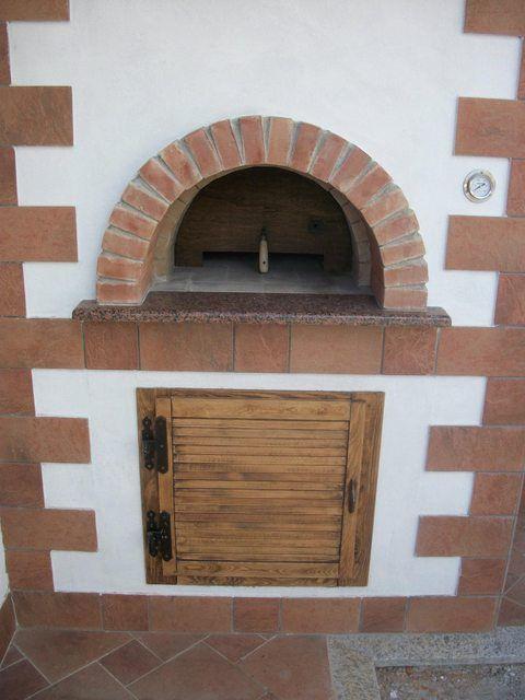 Como hacer un horno a le a paso a paso para pizzas for Horno de lena con hornilla