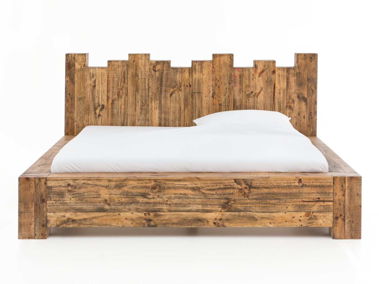 Holzbett Kingsburgh In 2020 Holzbett Bett Mobel Haus Deko