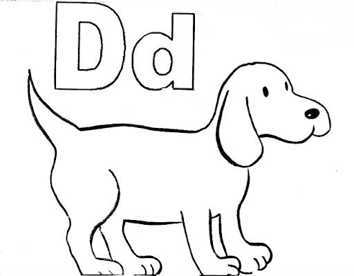 find this pin and more on miscellaneous coloring pages by bestcoloringpag preschool printables dog
