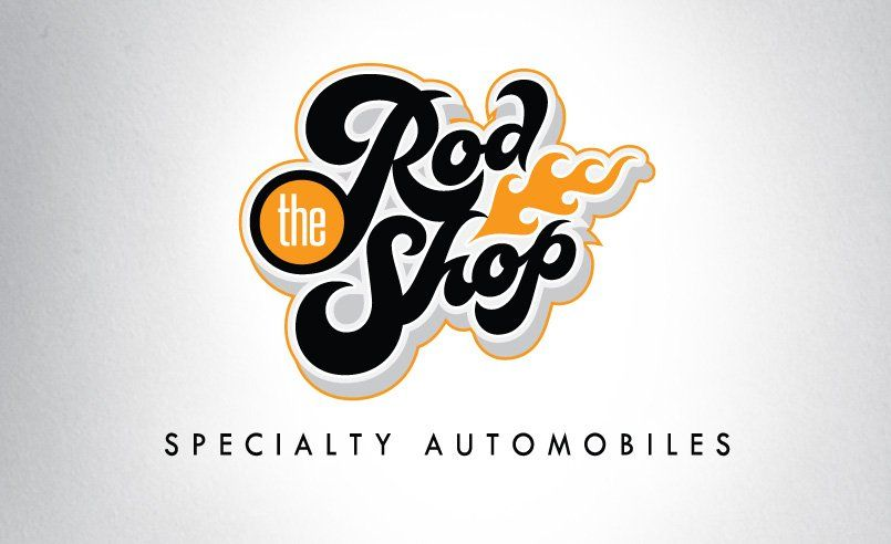 Logo design for a retail dealership that specialized in