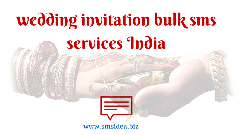 We offer wedding invitation bulk sms services in india located in if you are looking for use bulk sms for wedding invitation then your search ends here send your marriage reminder stopboris Images