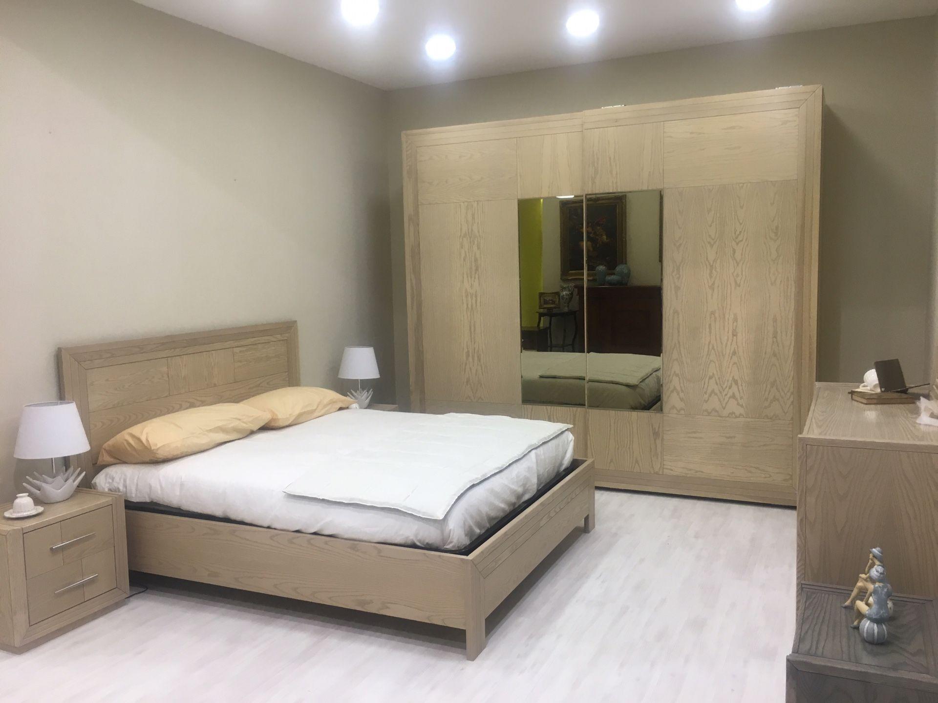 🔥 SALDI -70% Camera da letto completa, con letto ...