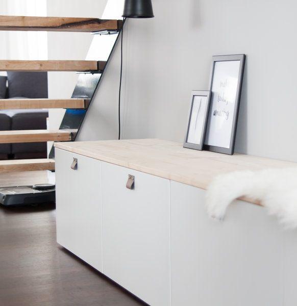 Magischer Stauraum \u2013 10 kreative Ikea-Hacks für mehr Ordnung in