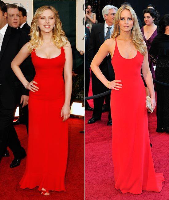 dress look alikes red carpet