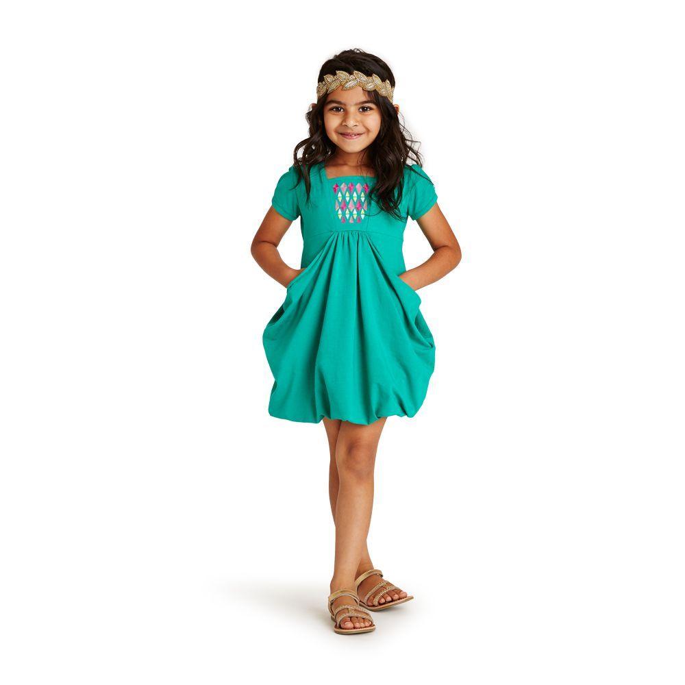 Embroidered diamond bubble dress little girl style pinterest