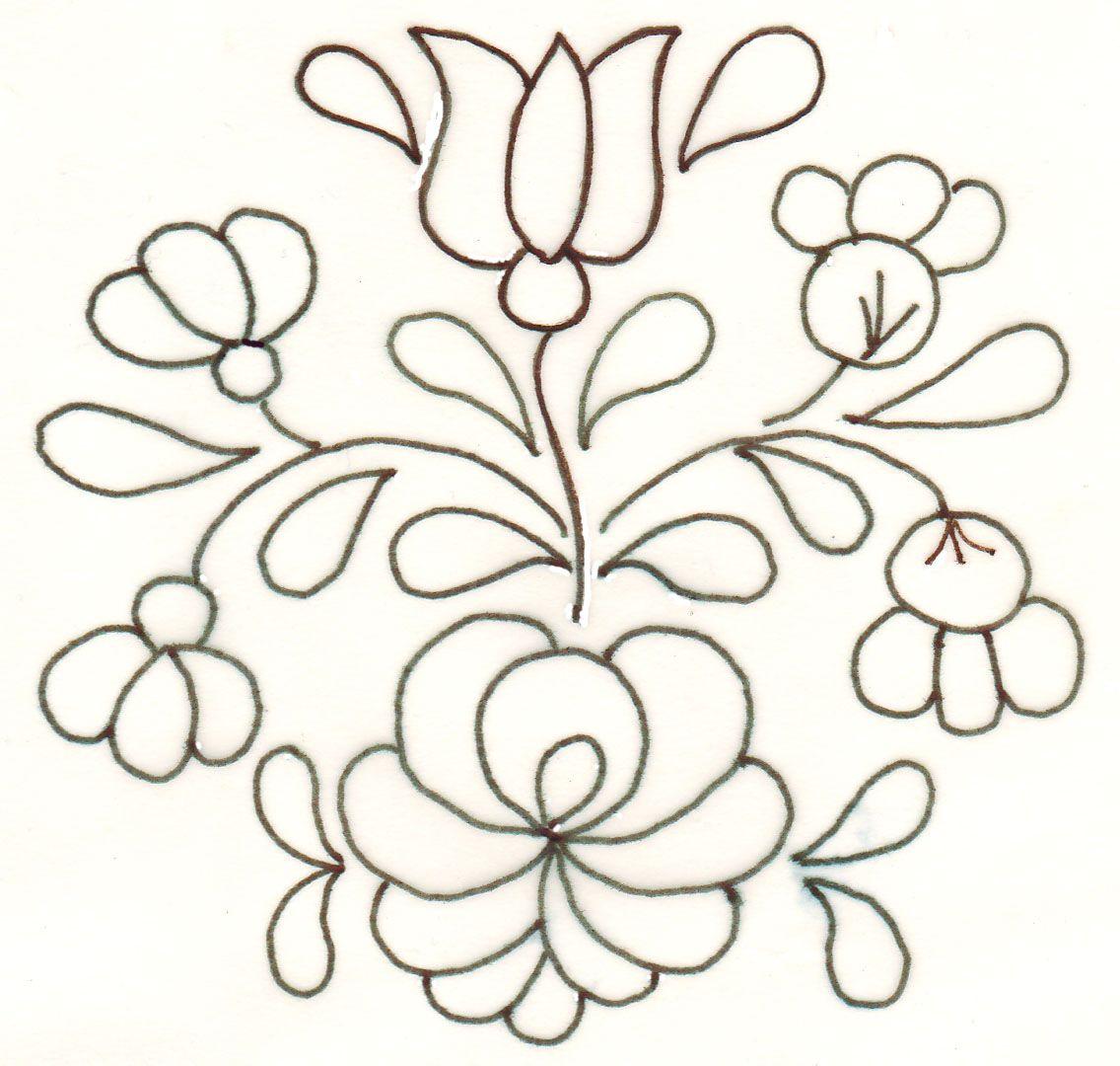 Pin de Martha Ricalde en Templates & Stencils | Pinterest | Bordado ...