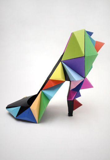 Strane Scarpe Shoes Origami E Moda Scarpe x6gywqU