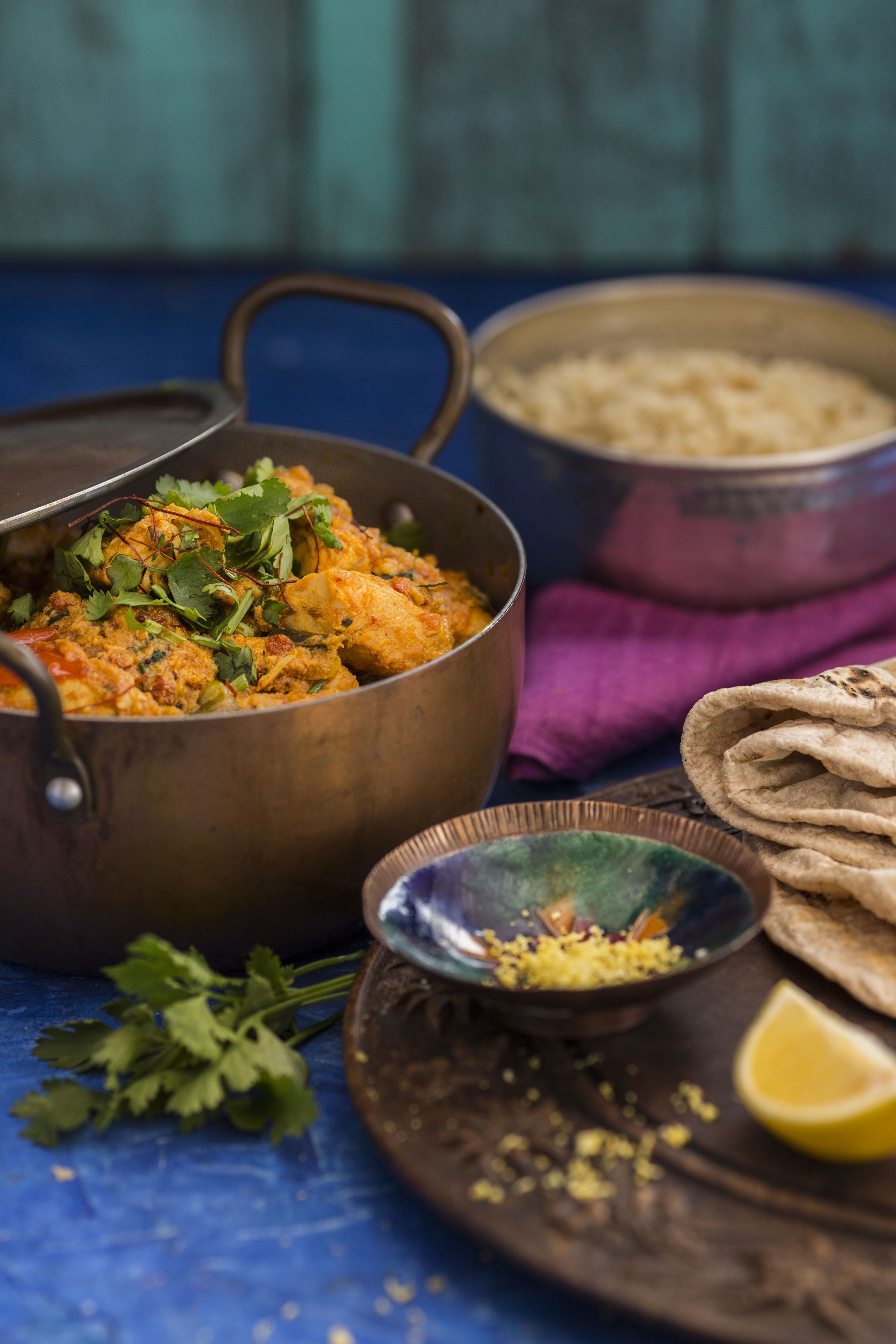 Anjula devis chicken curry recipe pinterest chicken curry were delighted to be able to share this delicious recipe for chicken curry from forumfinder Image collections