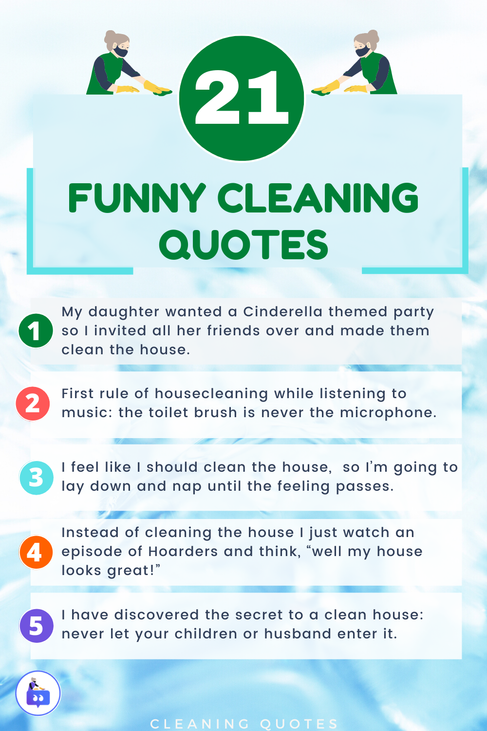21 Funny Cleaning Quotes Cleaning Motivation Inspiration Cleaning Quotes Funny Cleaning Quotes Cleanliness Quotes
