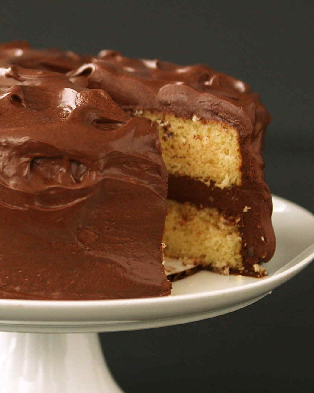 Decorate Each Layer With Our Chocolate Frosting For A Spectacular Birthday Or Special Occasion Dessert