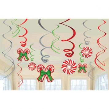 Candy Cane Party Decorations Candy Cane Decorating Value Pack Perfect For #christmas