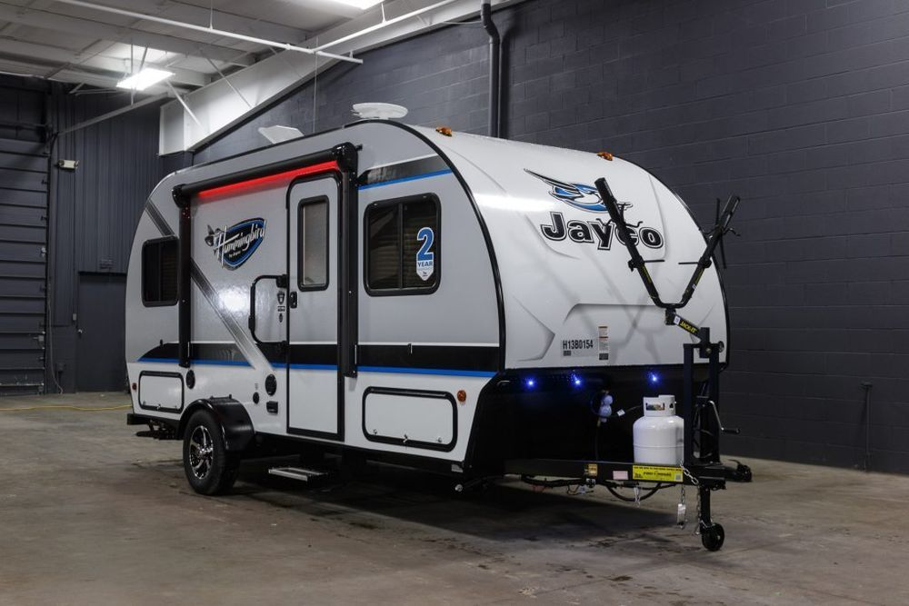 2017 Jayco Hummingbird 17FD Camper (With images) Travel