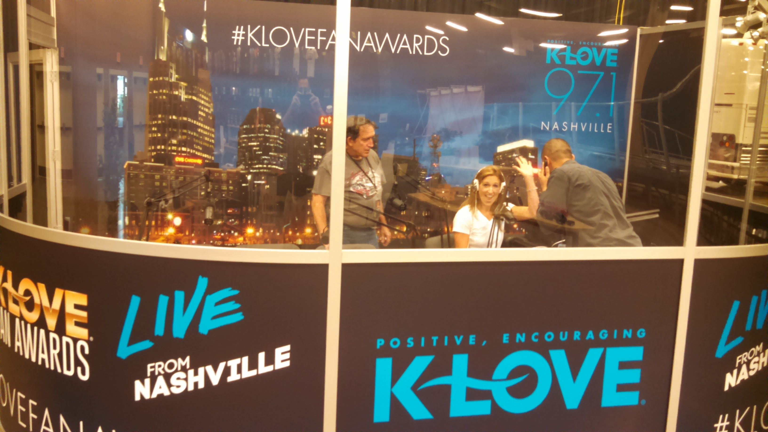 Broadcasting Live From The Klovefanawards Listen Online At Http Www Klove Com Listen Player Aspx Music Radio Christian Music Klove