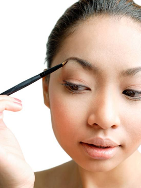 How To Thicken Scanty Eyebrows Makeup Hair And Nails Oh My