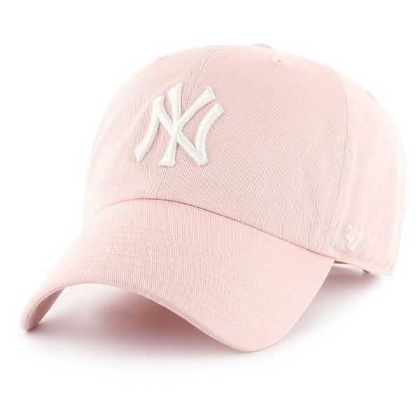 a4845d83331 Women s  47 Ny Yankees Baseball Cap (€21) ❤ liked on Polyvore featuring  accessories